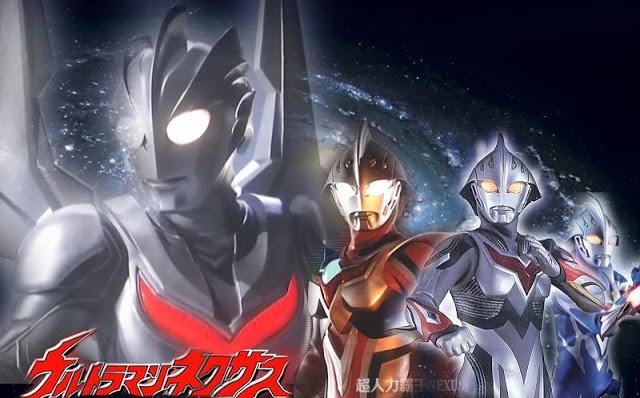 Ultraman Nexus Sub Indo