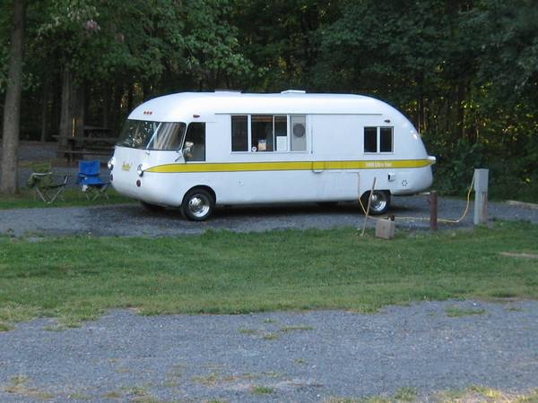 Antique 1968 Ultra Van