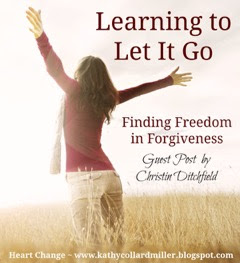 "Book Give Away! ""What Women Should Know about Letting It Go"""