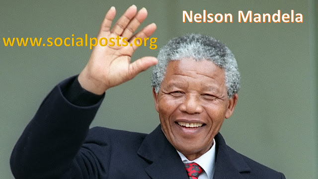 Theme of 2019 Nelson Mandela day