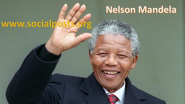Famous Nelson Mandela Quotes