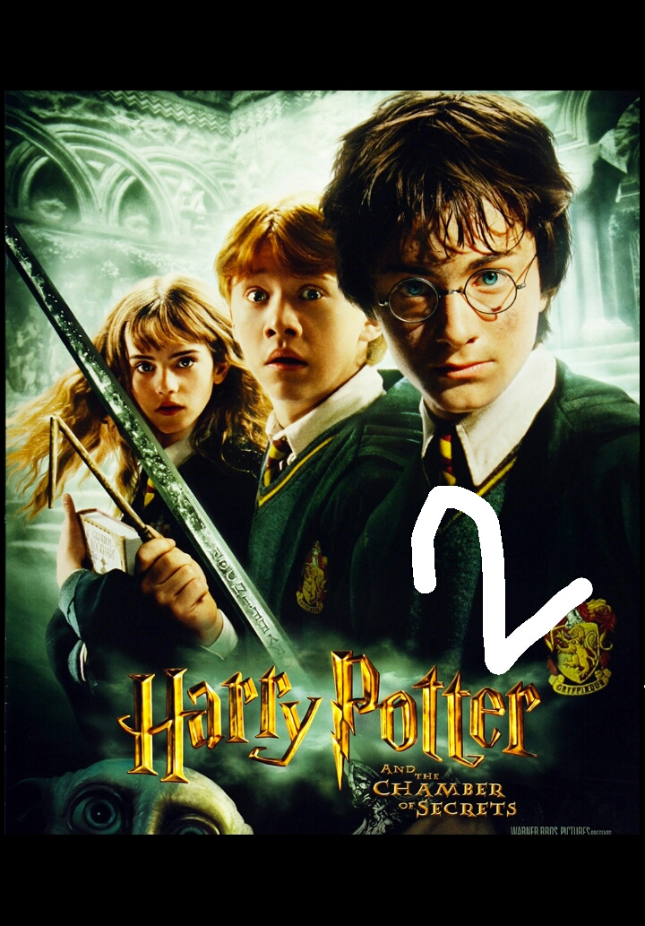 Harry Potter 2 Hindi Dubbed Bluray Movie Free Download