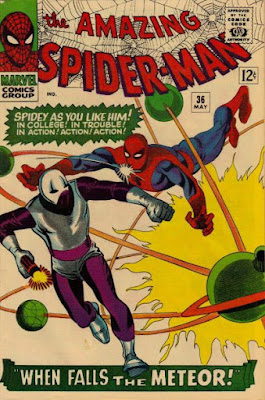 Amazing Spider-Man #36, the Looter