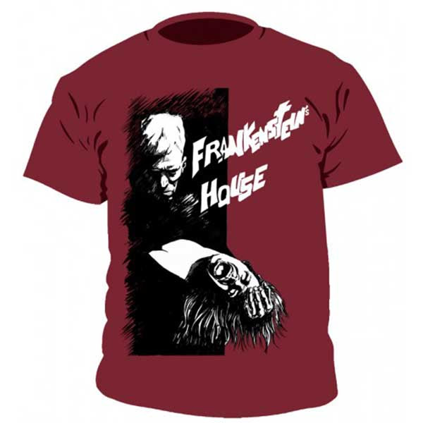 Camiseta Frankenstein Unisex
