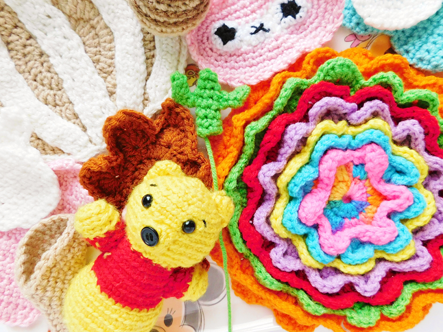 Failed Crochet Projects