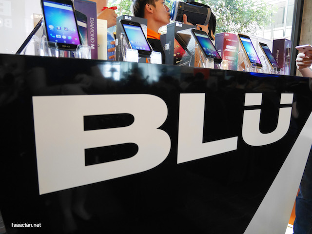BLU Smartphones Bundled With JBL Audio Products - Available On Lazada Malaysia