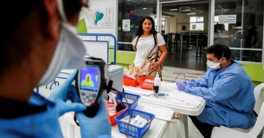 CORONAVIRUS: Asciende a 34 el número de fallecidos y 1.382 casos positivos en Ecuador, informó el SNGRE