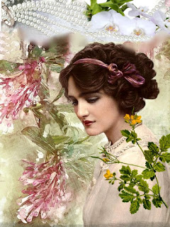 Ilustrasi Bunga Indah