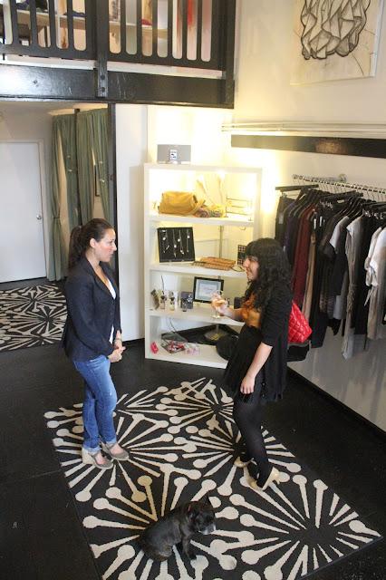 Personal Shopping Trip Rue via Boutique Stroll