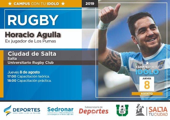 Coaching de Horacio Agulla en Universitario #PumasEnSalta
