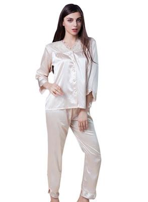 model baju piyama dewasa