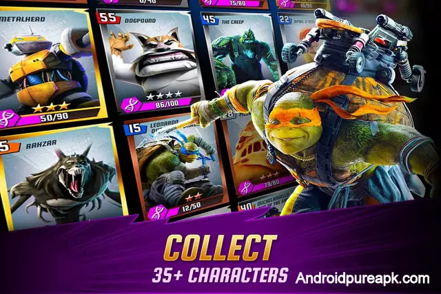 Ninja Turtles Legends Apk Download Mod