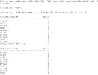 Performing Basic Tasks in Oracle Multitenant