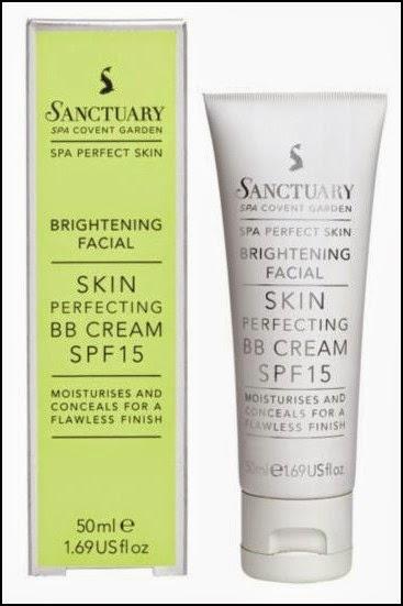 Make art not war sanctuary spa skin perfecting bb cream for Bb spa