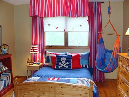 Dormitorios infantiles estilo n utico dormitorios con estilo - Dormitorio de ninos ...