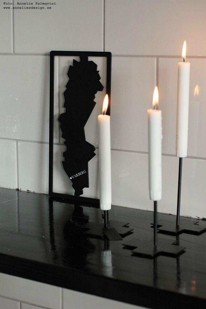 sverigeunderlägg, varberg, grytunderlägg, candle cross, inredning, ljusstake, annelie palmqvist, annelies design, webbutik,