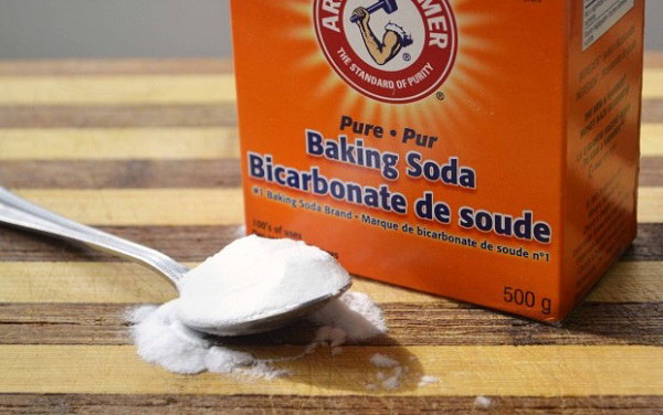 Nguyên liệu làm bánh – Muối nở (Baking soda)