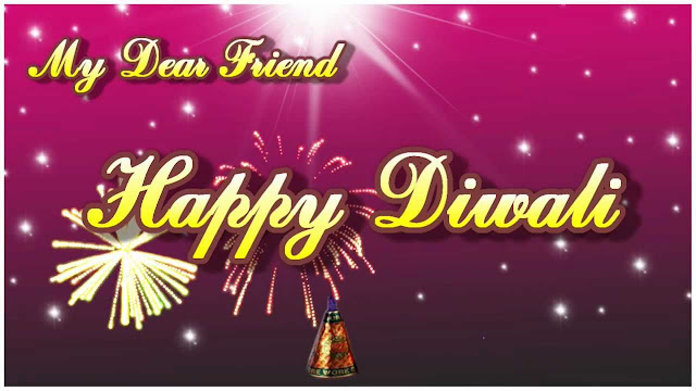 Happy Diwali facebook Messages with Images