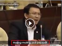 Video Ahok Nyanyi Pecat Para Pejabat Yang Suka Korupsi