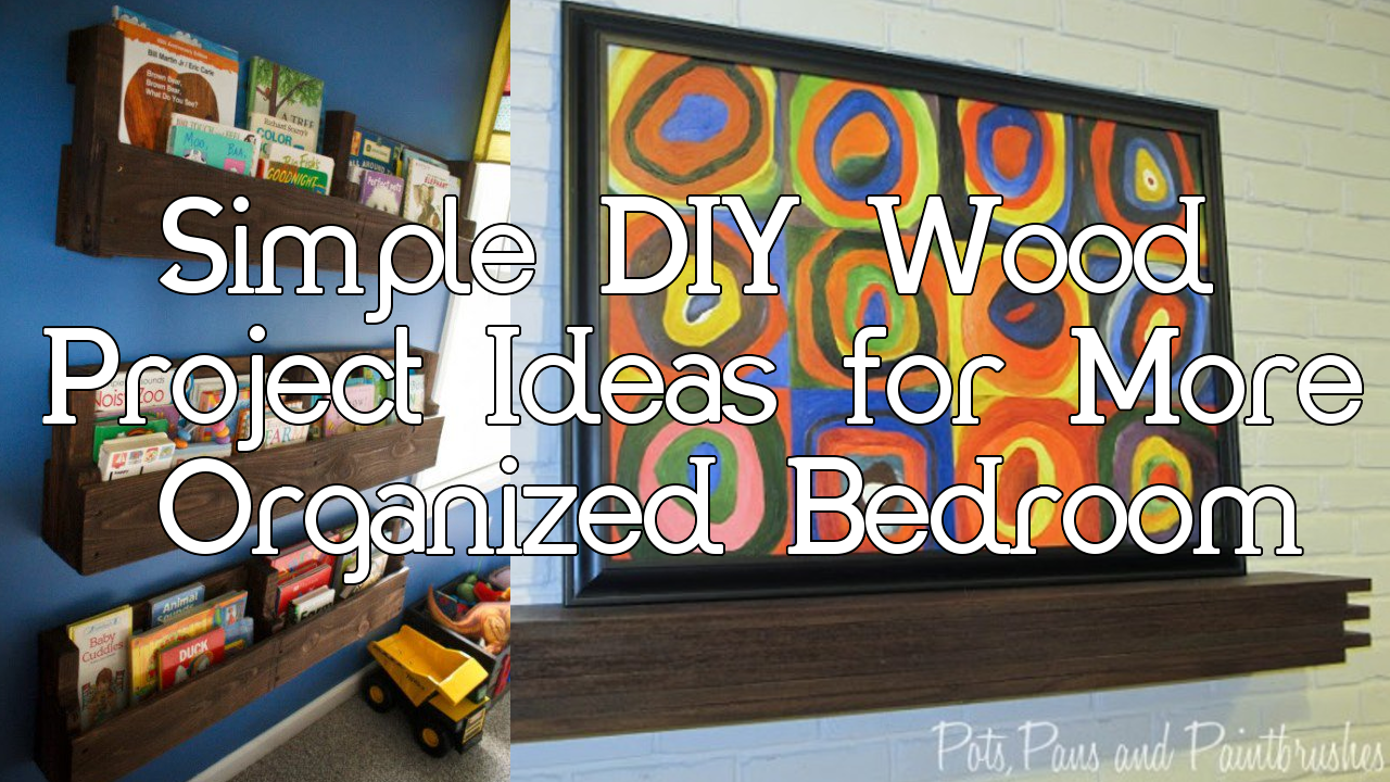 Cheap and Clever DIY Organization Ideas Using Wood Crate