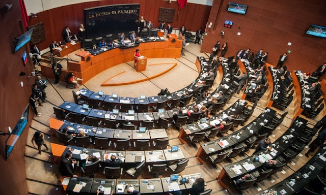 Senadores destinaron 336.5 millones de pesos para pago de asesores.