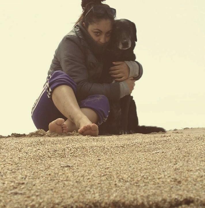 Αποτέλεσμα εικόνας για Συγκινητική εξομολόγηση: Ο σκύλος μου με έμαθε να αγαπώ και με έκανε καλύτερο άνθρωπο