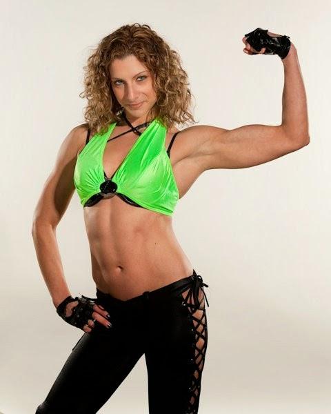 Danyah - Canadian professional wrestler