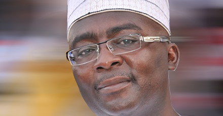 Dr. Bawumia: Put price tags on all projects to show value for money