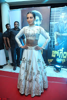 Catherine Tresa in Beautiful emroidery Crop Top Choli and Ghagra at Santosham awards 2017 curtain raiser press meet 02.08.2017 090.JPG