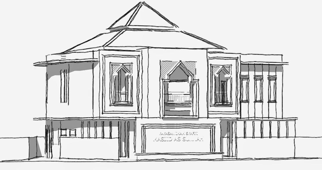 Image Result For Gambar Arsitektur Bangunan Sederhana