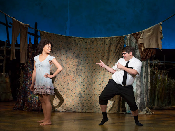 Coming to Detroit: THE BOOK OF MORMON