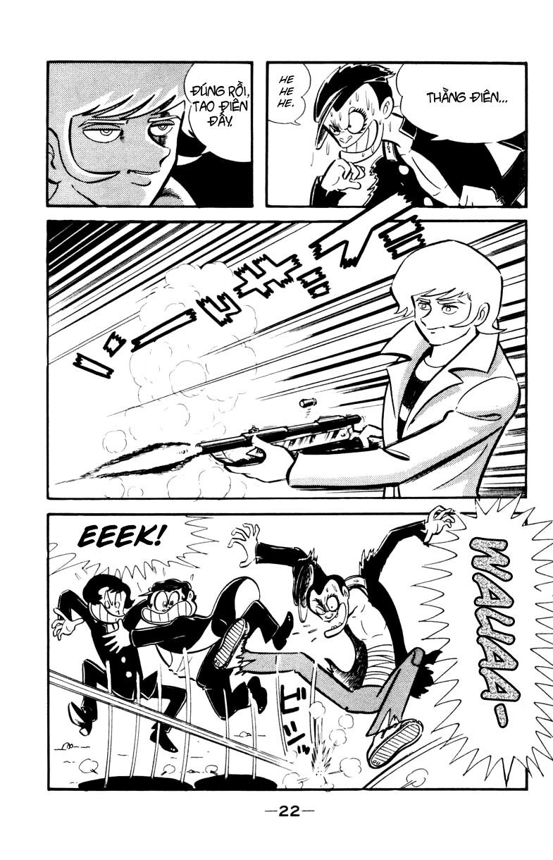 DevilMan chapter 1.2 trang 16