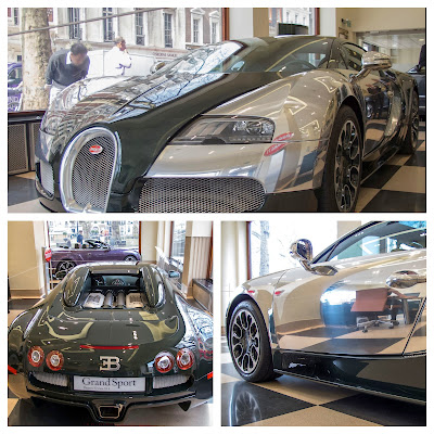 Bugatti Veyron 16.4 Grand Sport for #PinItForwardUK