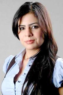 رضوى ابراهيم (Radwa Ibrahim)، اعلامية وكاتبة مصرية