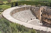 Aspendos Theatre, Turkey