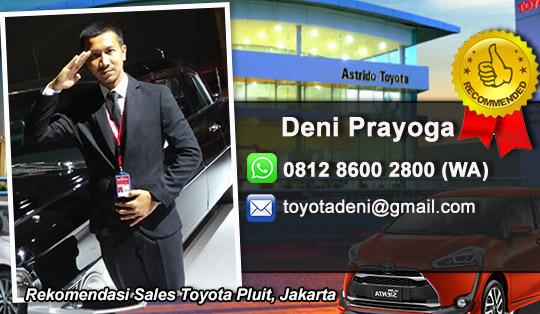Toyota Pluit Jakarta Utara