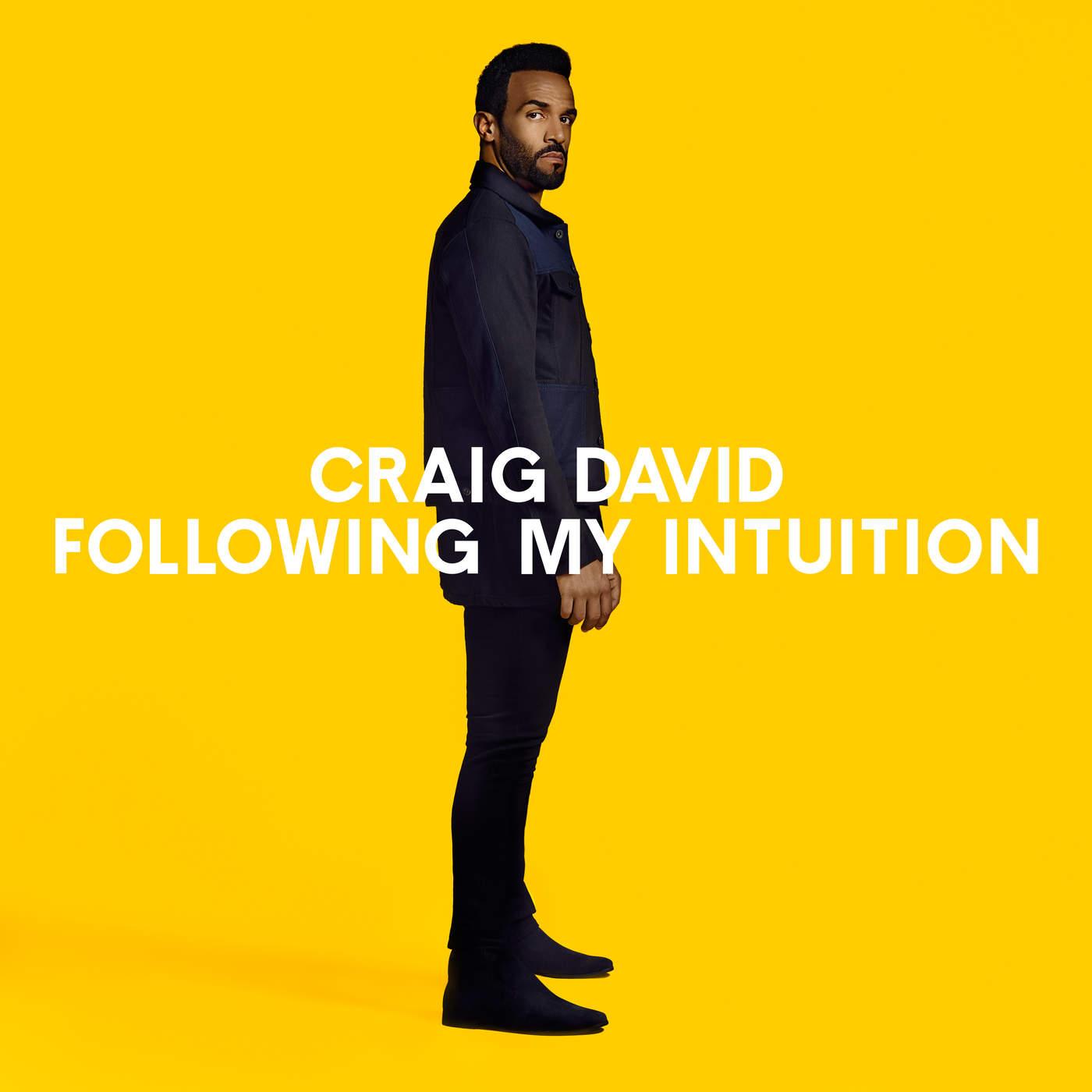 Craig David & Hardwell - No Holding Back Cover