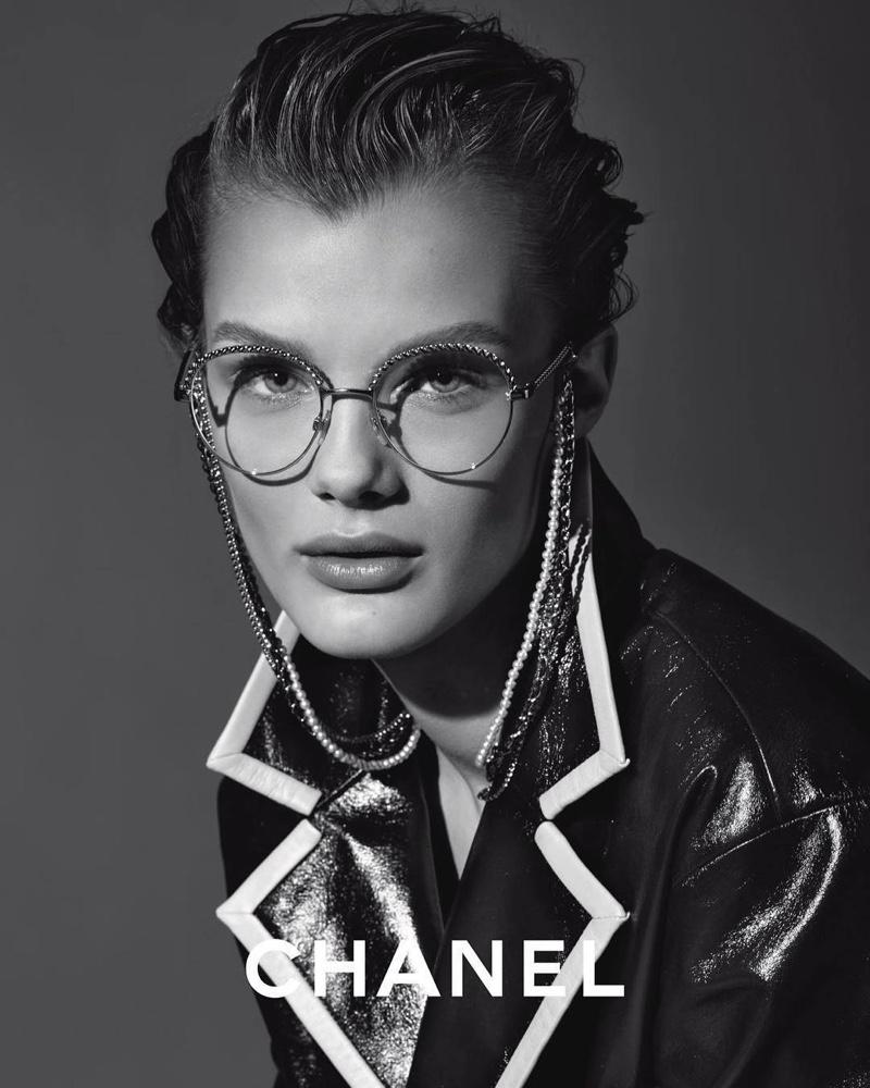 Chanel Eyewear Spring/Summer 2019 Campaign