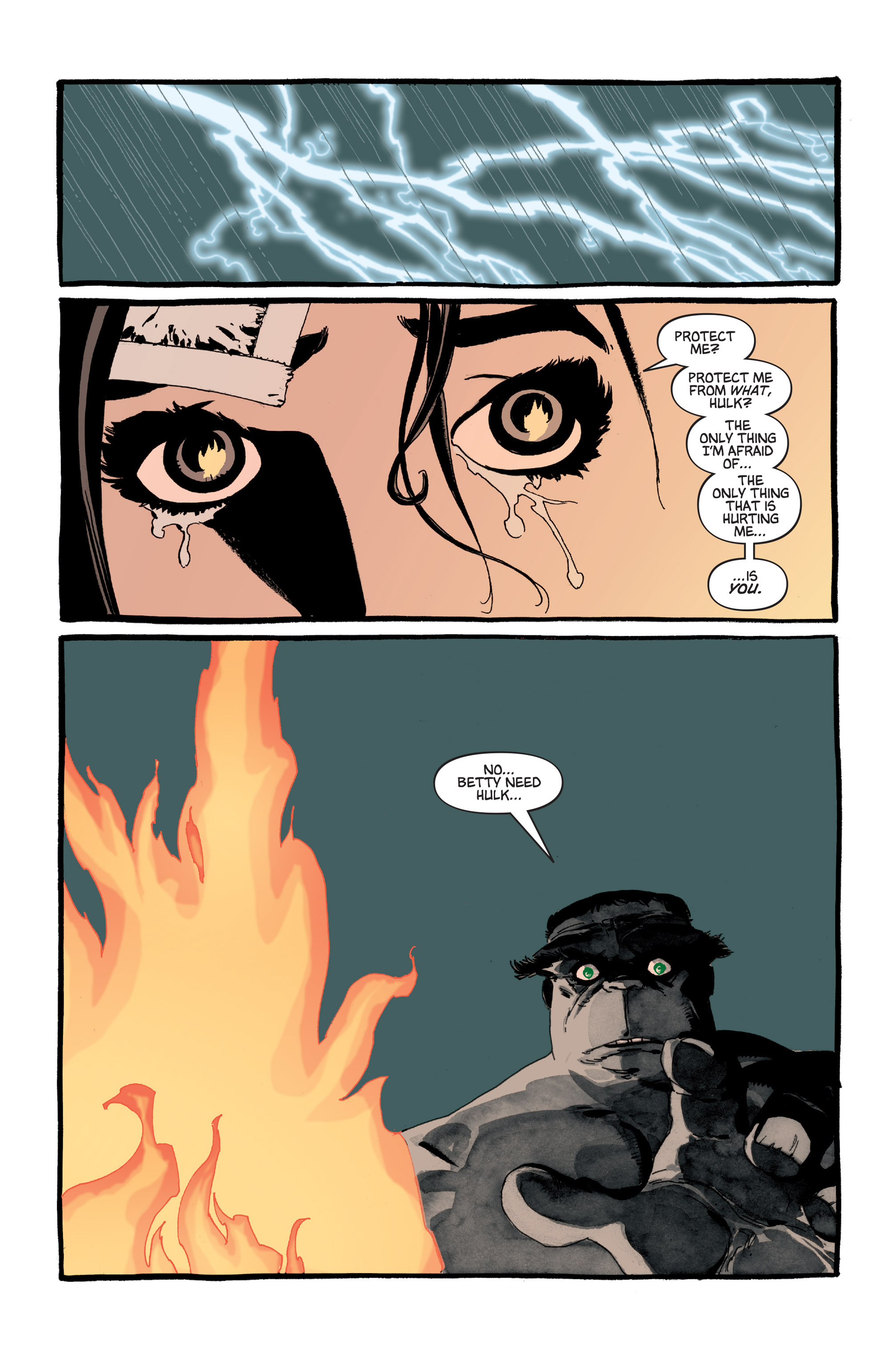 Read online Hulk: Gray comic -  Issue #5 - 21