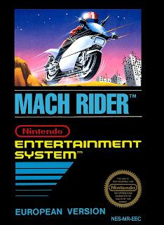 Mach Rider (BR) [ NES ]