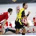 Προβάδισμα τίτλου για την ΑΕΚ με σκορ… ρεκόρ επί του Ολυμπιακού