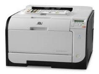 Picture HP LaserJet Pro 400 M451dw Printer