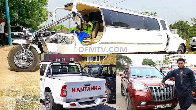 Kantanka Automobile Company Limited to expand and export to other West African countries