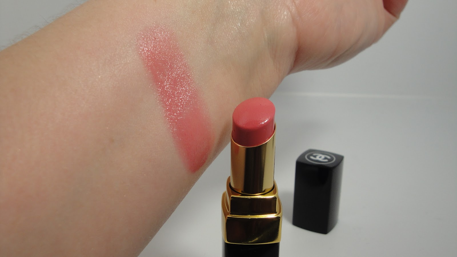 Jayded Dreaming Beauty Blog 55 Romance Chanel Rouge Coco Shine