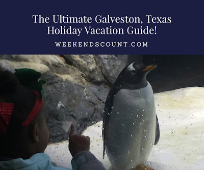 Galveston Holiday Vacation Guide