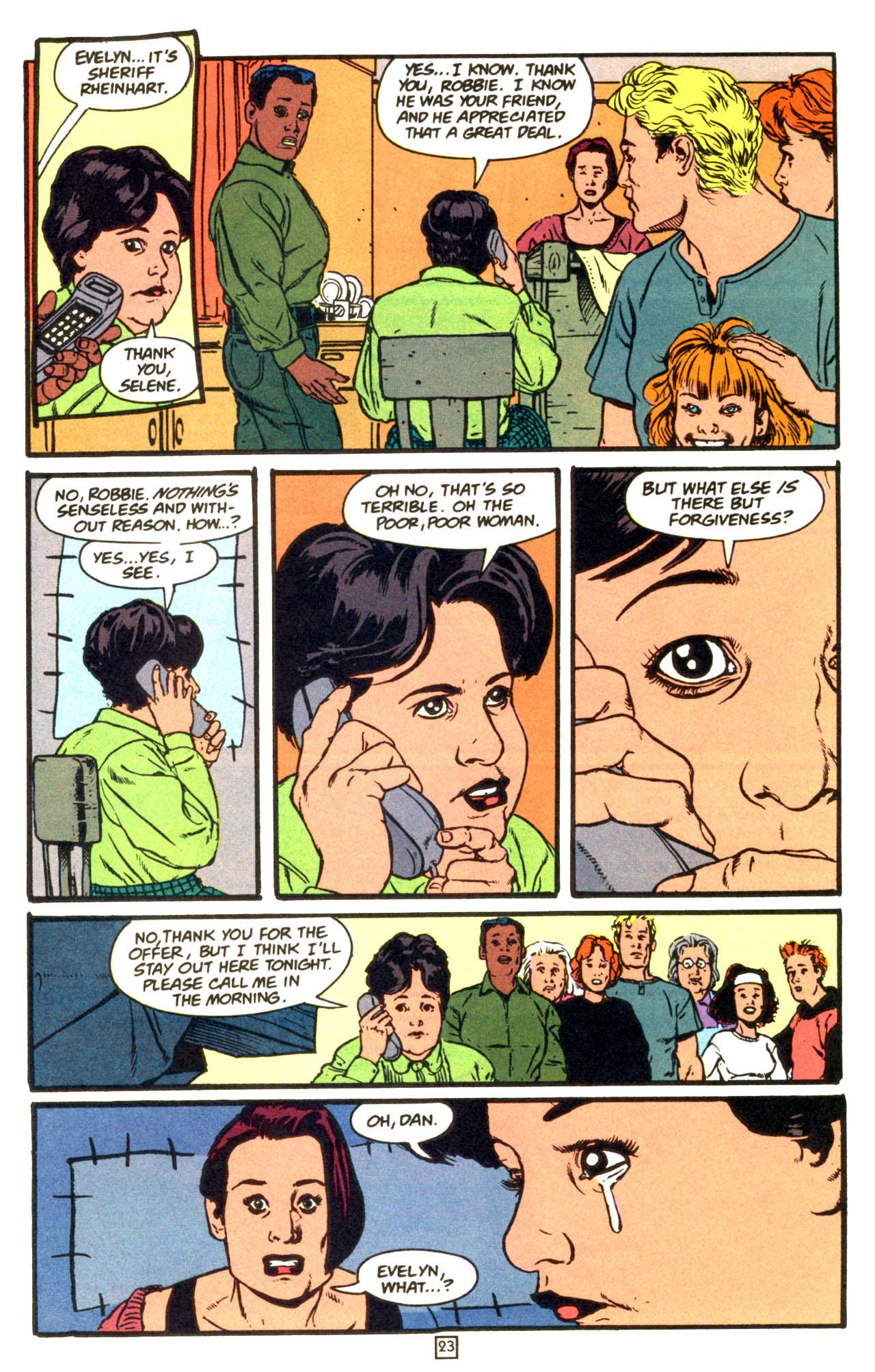Read online Animal Man (1988) comic -  Issue #68 - 25