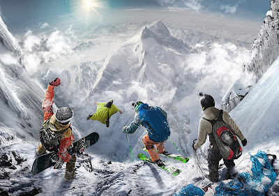 Steep Highly Compressed Game 100 MB Download