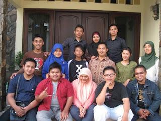 Generasi keluarga besar Soim