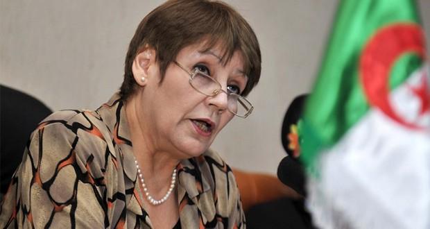 الوزيرة نورية بن غبريت تصرح بخصوص مسابقة التوظيف الاساتذة2017