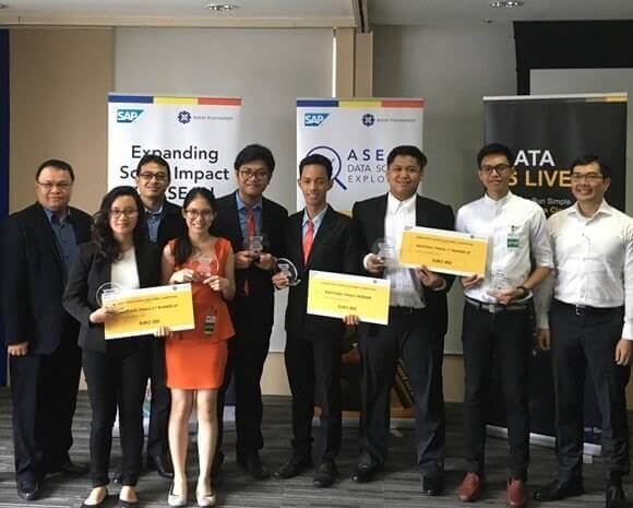 Filipino Students to Represent PH in ASEAN Data Science Explorers Regional Face-Off in Jakarta